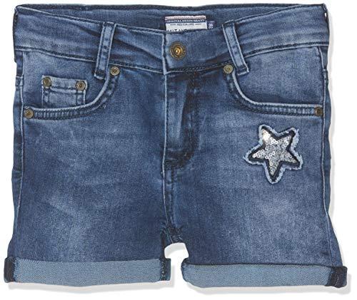 chen Short Blue Girls Jeans, Blau (Original 099), 92 ()