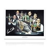 Snooker Foto signiert von Ronnie O