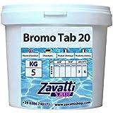 Bromo en tabletas para piscina - 5 Kg