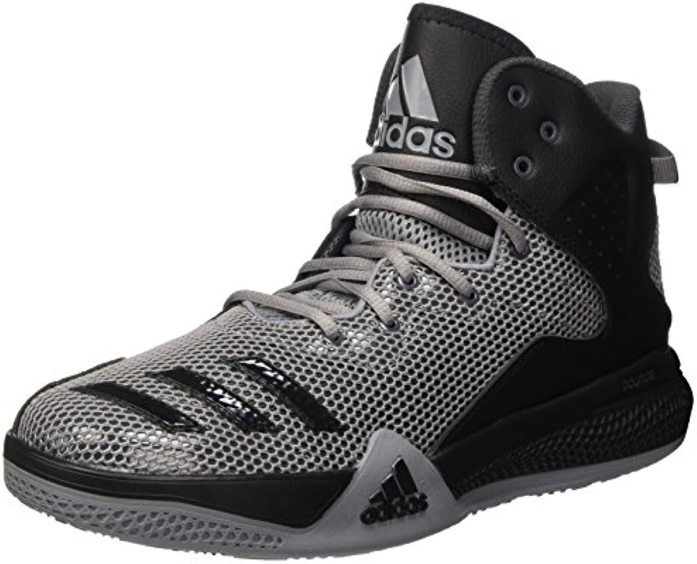 Adidas DT Bball Mid, Zapatillas de Baloncesto para Hombre  -
