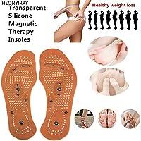 Massage-Einlegesohle, magnetische Therapie, für Schuhe, Schuhe, Stiefel preisvergleich bei billige-tabletten.eu