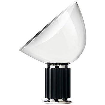 Flos Taccia LED Lampada, 28 watts, Nero