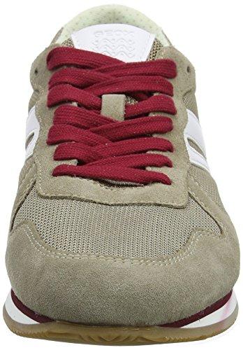 Geox Herren U Vinto C Sneaker Beige (Sand)