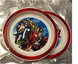 """UPD Zak Avengers 8"""" Kids Plate"""