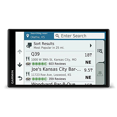 Garmin DriveSmart 61 LMT-D EU Navigationsgerät  (17,65 cm (6,95 Zoll) rahmenloses Touchdisplay, Europa (Traffic via DAB+ oder Smartphone Link)  lebenslang Kartenupdates & Verkehrsinfos, Smart Notifications) - 5