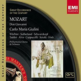 Mozart : Don Giovanni