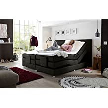 suchergebnis auf f r boxspringbett 160x200 elektrisch. Black Bedroom Furniture Sets. Home Design Ideas