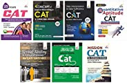Study Package for CAT & Other MBA Entrance Exams with 10 Mock T