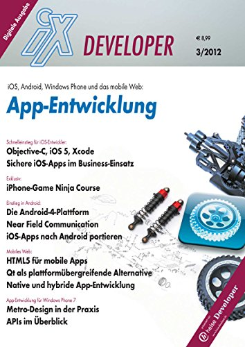 iX Developer App-Entwicklung: iOS, Android, Windows Phone und das mobile Web - 7 Kindle-app Windows Für