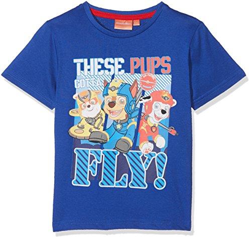 Paw patrol er1226 t-shirt bambino, blu taglia produttore:5 anni
