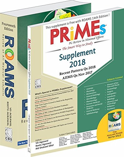 ROAMS with Primes Supplement (2018)