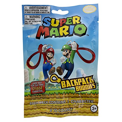 Paladone Abysse Corp _ Gifpal325 Nintendo - Super Mario pailles, Multicolore
