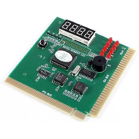 scheda madre del PC Scheda Diagnostica a 4 cifre PCI/ISA