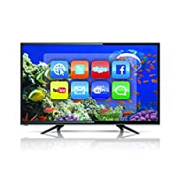 Nikai 32 Inch Hd Smart Led Tv, Black - NTV3200SLED1