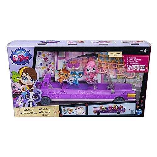 Hasbro B0250EU4 - Littlest Pet Shop Party Limo