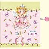 Spiegelburg 20084 Mini-Spieluhr Prinzessin Lillifee Nussknacker Suite