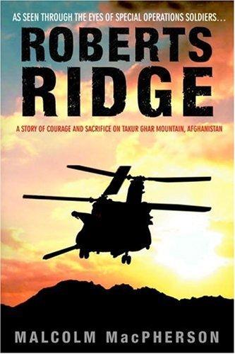 Roberts Ridge (English Edition)