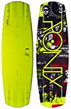Ronix One ATR Wakeboard - Matte Nuclear Yellow