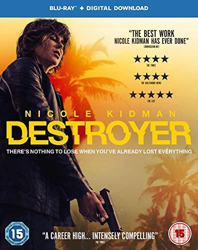 Destroyer [Blu-Ray] [Region B] (IMPORT) (Keine deutsche Version)