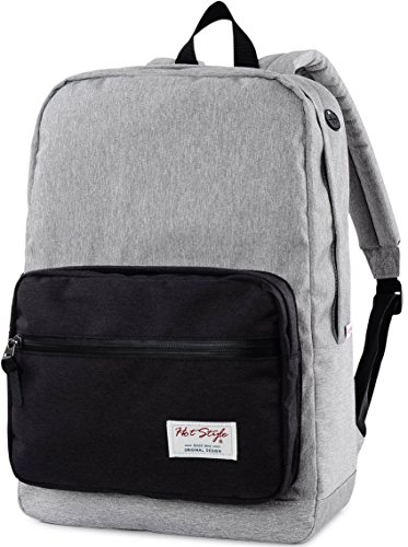 Imagen de hotstyle 915s mono  colegio 24l  impermeable para portatil de 15 inch  gris/negro