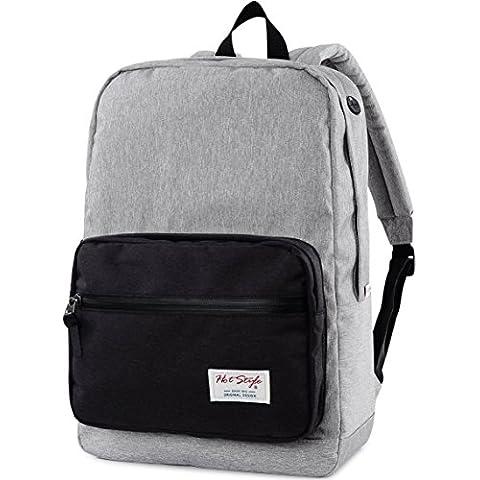 HotStyle 915s Mono mochila colegio 24L - Impermeable para portatil de 15-inch