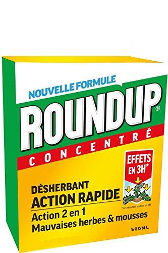 RNDUP Roundup Désherbant Total Puissant Roundup...