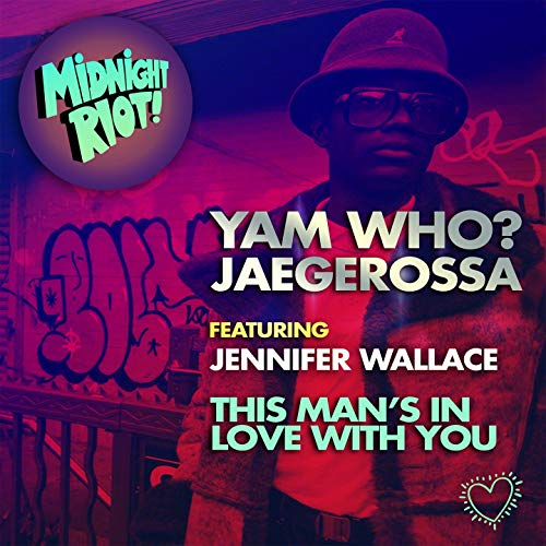 This Man's in Love with You (feat. Jennifer Wallace) [West Loop Chicago Retro Soul Mix] Chicagos West Loop