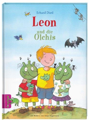 Die Olchis und ich - Personalisiertes Kinderbuch - Ihr Kind in der Hauptrolle - Einzigartiges Geschenk - von framily.de