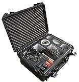 Professioneller Koffer/Rucksack für die Panasonic Lumix GH5 und GH5S mit viel Platz für sämtliches Zubehör (Koffer)