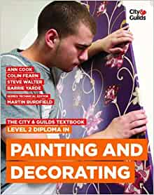 City and guilds painting and decorating books