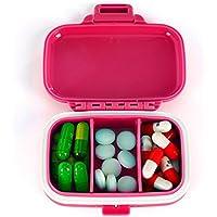 Likeluk Pillendose Medikamentenbox Tablettenbox preisvergleich bei billige-tabletten.eu