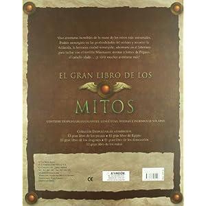 Gran Libro De Los Mitos, El (Desplegables Asombrosos)