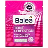 Balea Teint Perfektion Bio-Cellulose Lippenmaske,...
