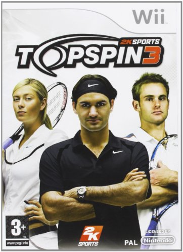 Top Spin 3 [Spanisch Import] (3 Spin Top)