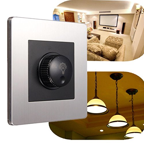 Fan-speed-control-panel (ILS - Rotary Dimmer Speed Switch Light Intensity Brightness Control Socket Panel)