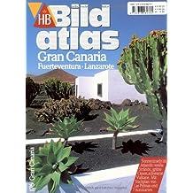 HB Bildatlas Gran Canaria, Fuerteventura, Lanzarote