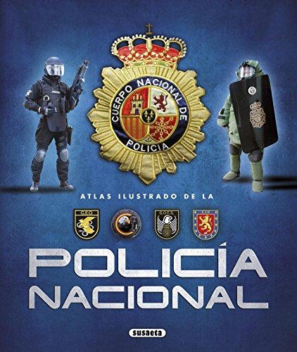Atlas ilustrado de la Policía Nacional por Susaeta Ediciones S A