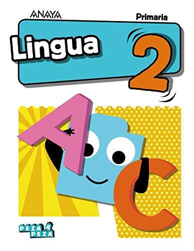 Lingua 2. (Peza a Peza) por Estela Martínez Moldes