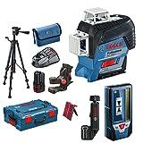 Bosch Professional Laser à Lignes 06159940LD, Bleu