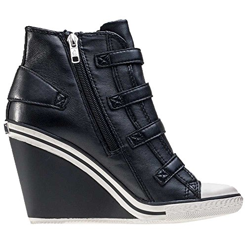 Ash Thelma Femmes Trainers Black