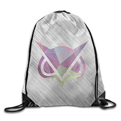 DHNKW Vanossgaming Video Game Sport Backpack Drawstring Print Bag