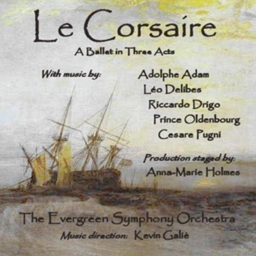 """Le Corsaire: Act I - """"10. Pas de Trois des Odalisques: Variation: 2nd Odalisque"""""""