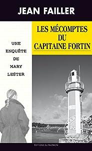 Les mécomptes du capitaine Fortin: Les enquêtes de Mary Lester - Tome 45