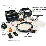 gfk-160Kamin Gebläse Kit für Heat N Glo, Herzen und Home, Quadra Fire
