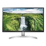 LCD-skärm | LG | 27UL500-W|27 tum | 4K | Panel IPS|3840x2160|16:9|60Hz|5 ms|tilt|27UL500-W