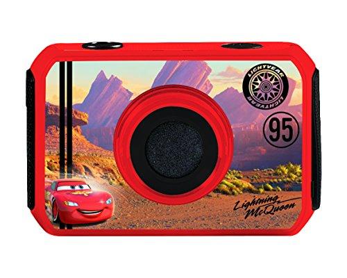Lexibook dja400dc - videocamera disney cars