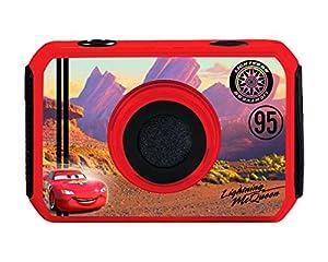 Cars - Move CAM, Color Rojo (Lexibook DJA400DC)