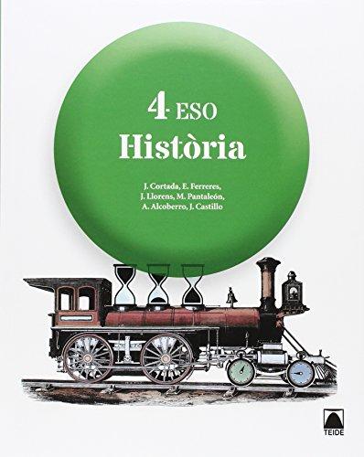Història 4t ESO - ed. 2016 - 9788430791750