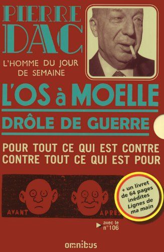 Coffret Pierre Dac