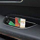 Caja de almacenamiento para reposabrazos de puerta delantera para CLA Class W117 C117 GLA Class X156